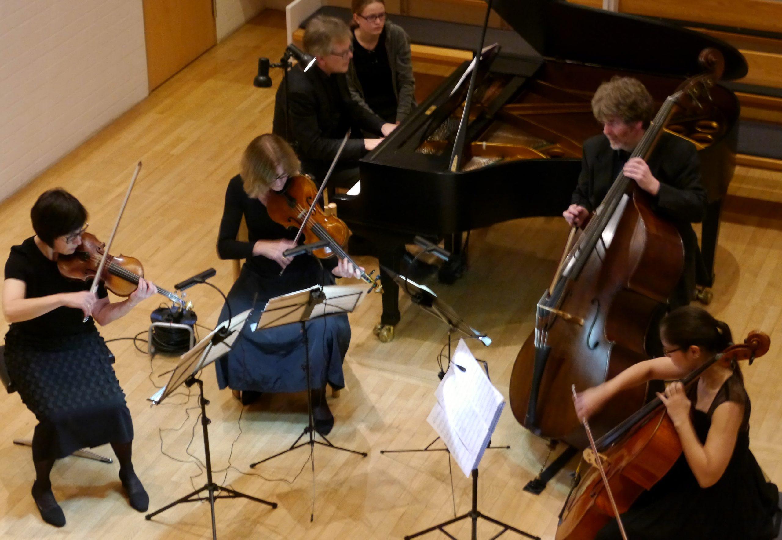 Musikalische Matinee in der Festeburgkirche – Romantische Raritäten für Quintett