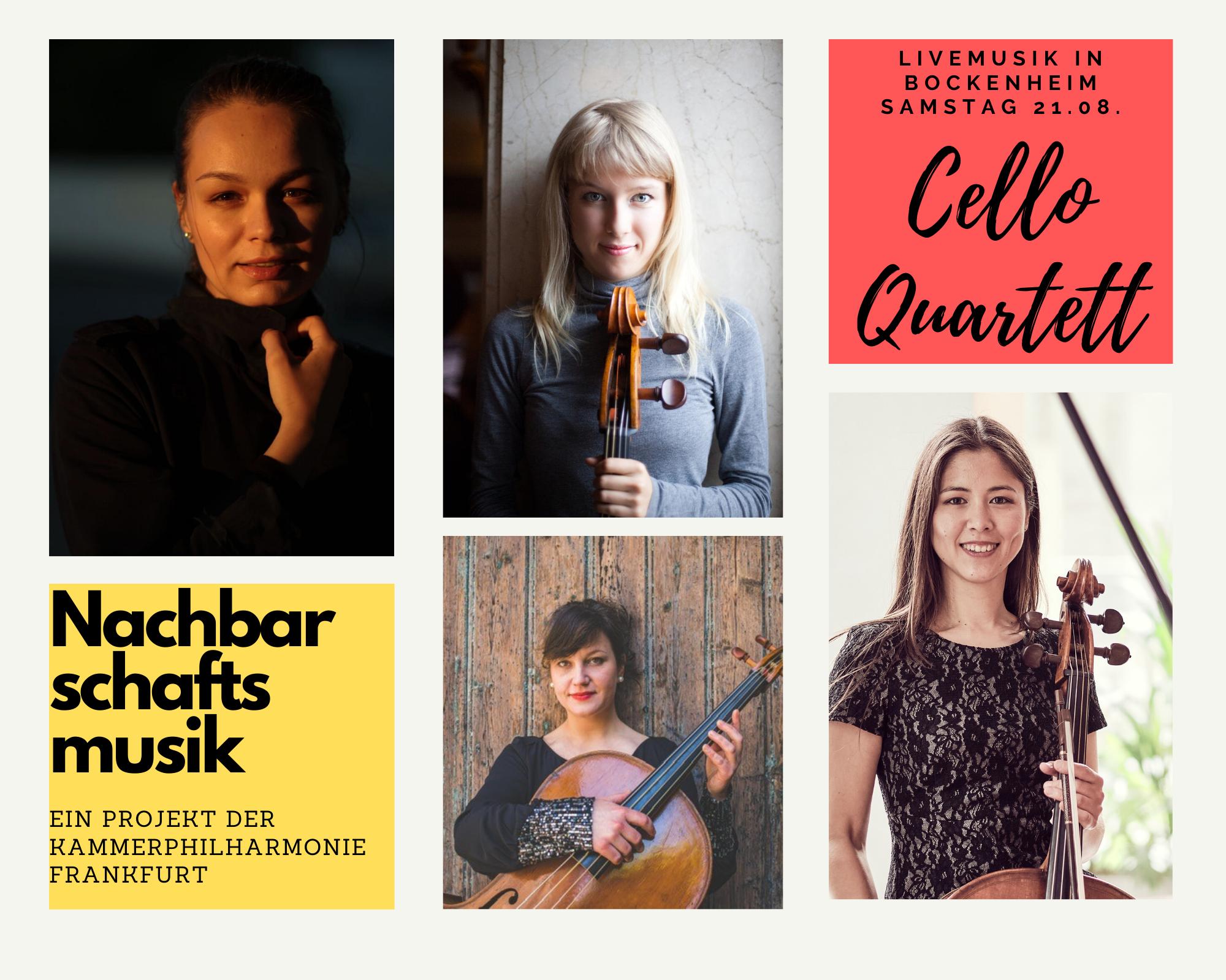 Celloquartett (1)